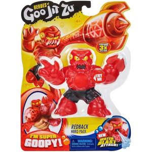 Figurina Goo Jit Zu seria 2 care se poate intinde - Redback