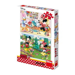 HARNICA MINNIE 2x77 PCS