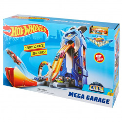 Hot Wheels - Set de joaca Mega garaj