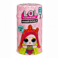 L.O.L Surprise: Hairgoals păpuşă surpriză Serie 2A/2B