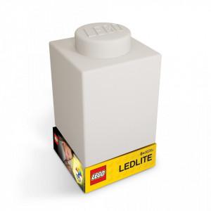 Lampa Caramida LEGO alba