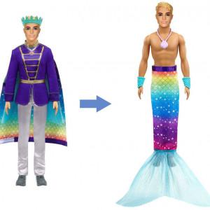 Papusa Barbie Dreamtopia-Ken 2in1