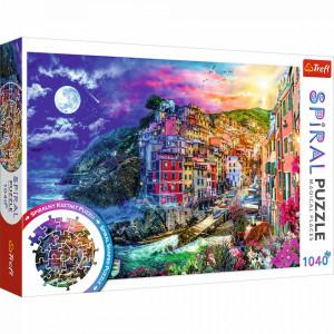 Puzzle Spiral Trefl 1040piese - Golful Magic