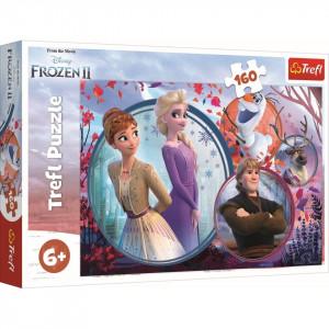 Puzzle Trefl, Disney Frozen II, 160 piese