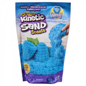 Rezerva Kinetic Sand Scents - Razzle berry, nisip parfumat, 227g