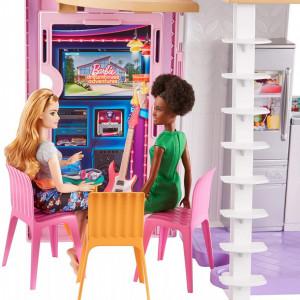 Set de Joaca Barbie - Casa din Malibu