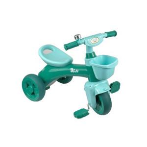 Tricicleta pentru copii cu pedale ,verde,25kg