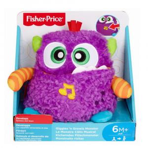 Monstruleţ de îmbrăţişat-Fisher Price
