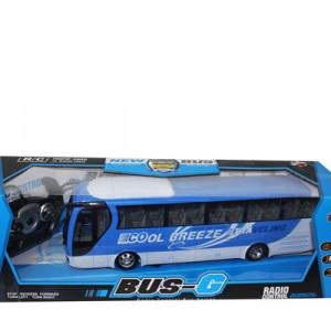 Autocar cu Telecomanda,Cool Breeze,cu Lumini si Sunete,40 cm