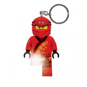 Breloc cu LED LEGO Ninjago - Kai