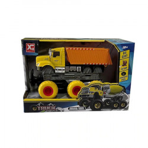 Camion Deformabil cu 6 Roti,20cm