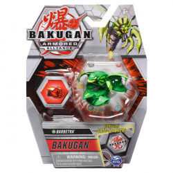 Figurina Bakugan Armored Alliance - Barbetra, cu card Baku-Gear