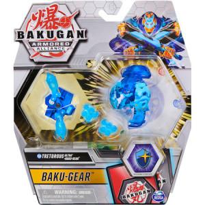 Figurina Bakugan Armored Alliance - Ultra Tretorous, Albastru