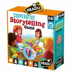 Joc educativ Headu Teacher Tested - Povesti de cooperare
