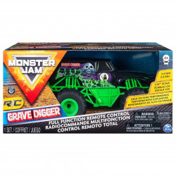 MONSTER JAM RC MASINUTA GROPARUL 1:24