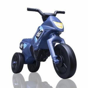 Motocicleta fara Pedale pentru Copii,Albastra