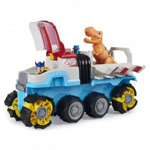 Patrula Catelusilor - Vehicul de Patrulare Dino Patroller Motorizat