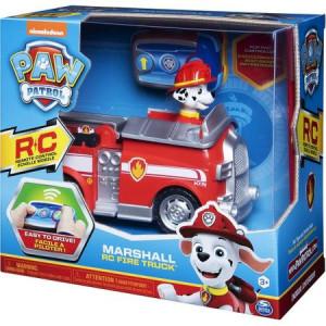Paw Patrol: Mașinuță cu telecomandă - Marshall