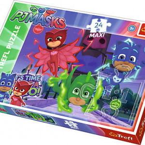 Puzzle Trefl Hidden Heroes, 24 piese