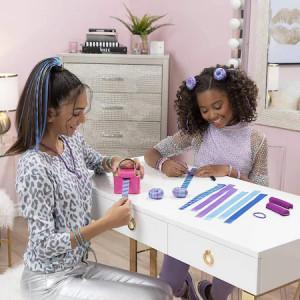Set Extensii par pentru copii, Hollywood style, Spin Master, Multicolor