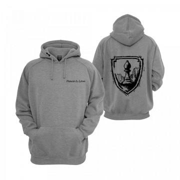 "Hanorac Logo Nou ""Gray"""