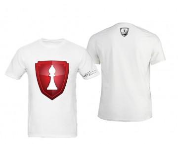 Tricou Logo [white]