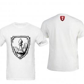 Tricou Logo Nou [white]