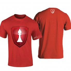 Tricou Logo [red]