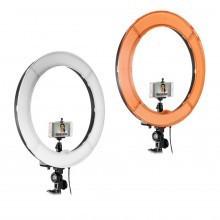 Lampa circulara led