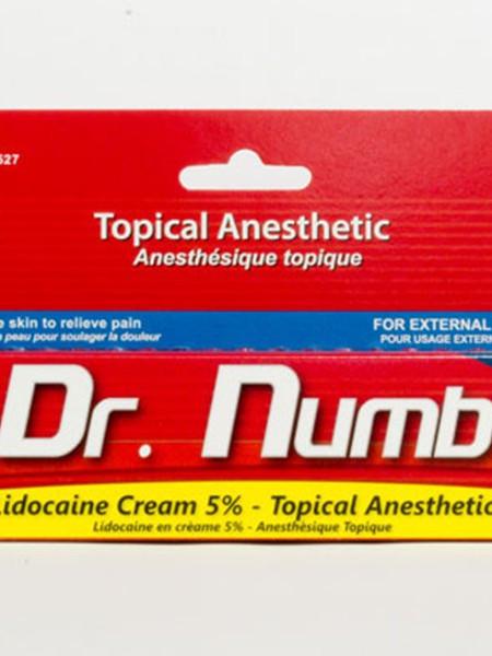 crema anestezic doctor numb