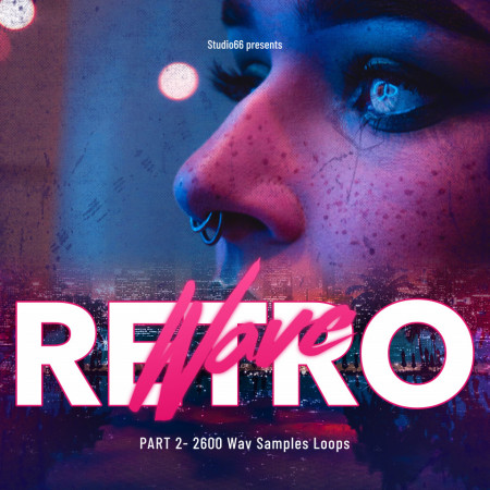 80s Retro Collection Part 2 WAV Loops Samples Download