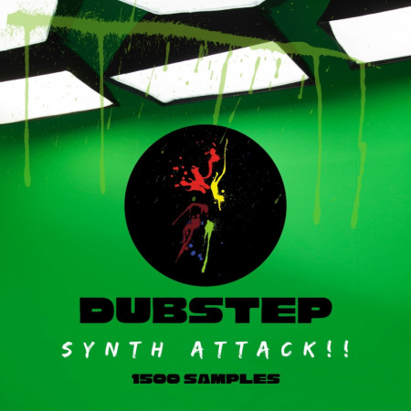Dubstep Synth Attack! Collection