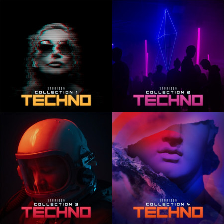 Epic Techno Ultimate Tech Collection All Techno 1-4 Epic Bundle Download