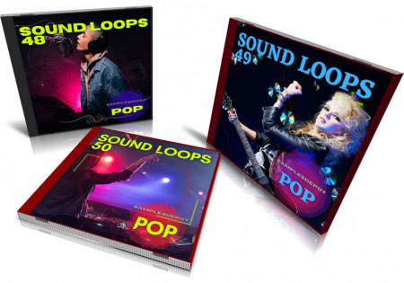 POP Bundle: Sound Loops 48, 49 and 50 Collection