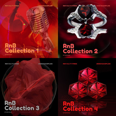 RnB Ultimate Ruby Collection ALL RnB 1-4 Bundle Download