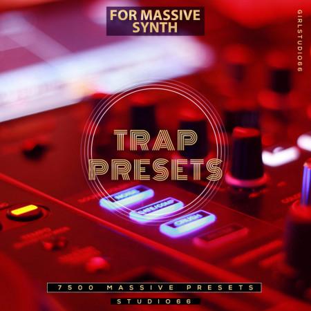 Trap 7500 Presets Pack for NI Massive