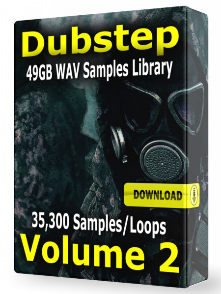 Dubstep Loops Volume 2 Collection Download 35,300 Samples