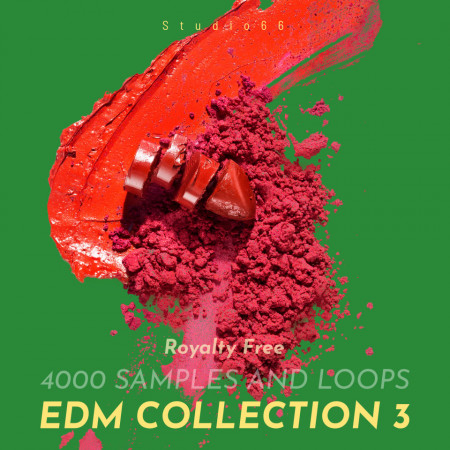 EDM Red Samples Collection 3 - Download