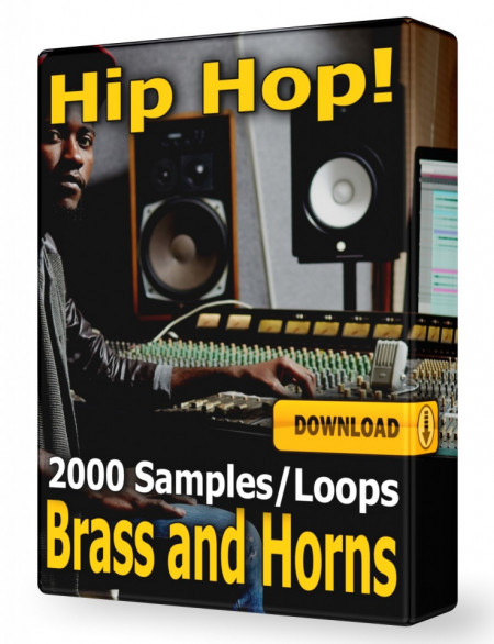 Hip Hop Brass and Horns Collection