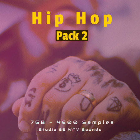 Hip Hop Pack 2 Gold Collection - Download Now