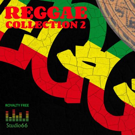 Reggae Vibe Collection Part 2 WAV Loops Samples