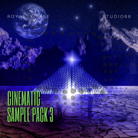Cinematic Sample Pack 3