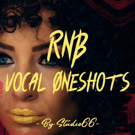 RnB Vocal One Shots Collection