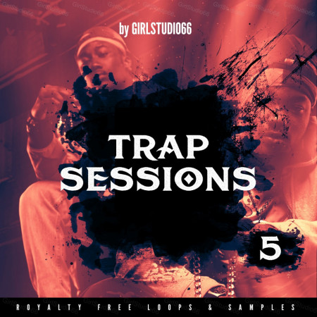 Trap Sessions Sample Pack Part 5 Wav Loops