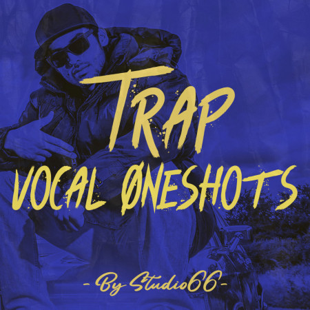 Trap Vocal One Shots Collection