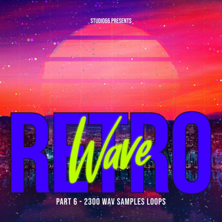 80s Retro Collection Part 6 WAV Loops Samples Download