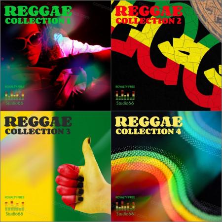 Reggae Ultimate Vibe Collection ALL Reggae 1-4 Bundle Download