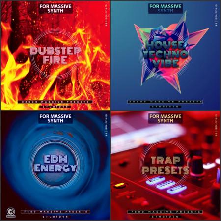 Extreme Massive Bundle - 71.000 Presets Trap Hip Hop EDM Dubstep House Techno