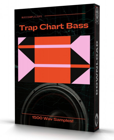 Trap Chart Bass Samples