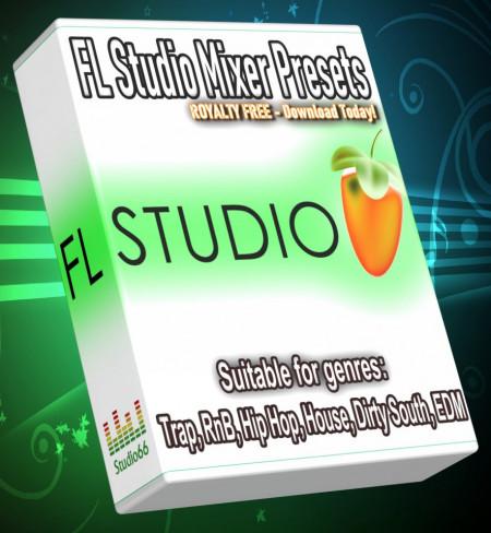 350+++ FL Studio Mixing Presets Bundle Digital Download Now